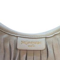 Yves Saint Laurent Shoulder bag with fringe