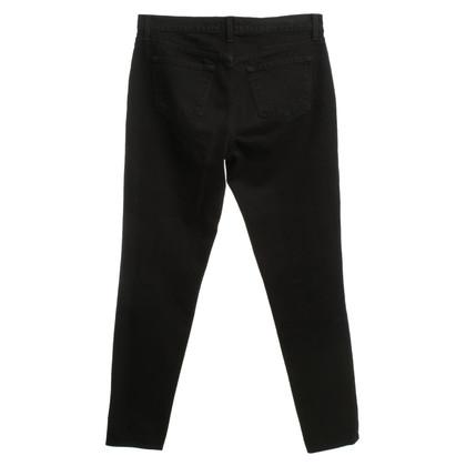 J Brand Boyfriend Jeans en noir