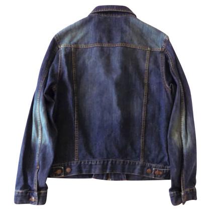 DKNY Denim jacket with zipper