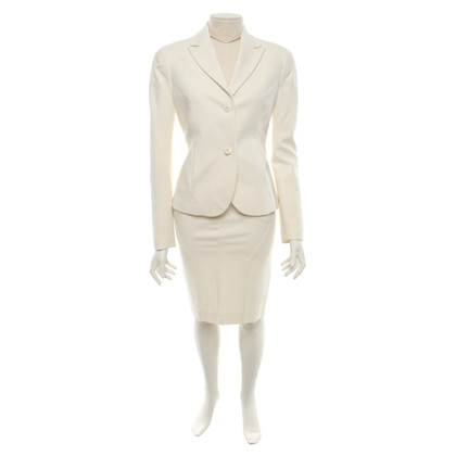 Ermanno Scervino Costume in creamy white