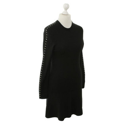 Balenciaga Knit dress in black