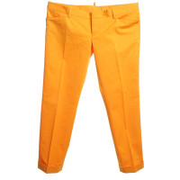 Dsquared2 Broek in Orange