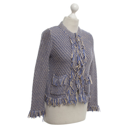 Carolina Herrera Cardigan in Blue