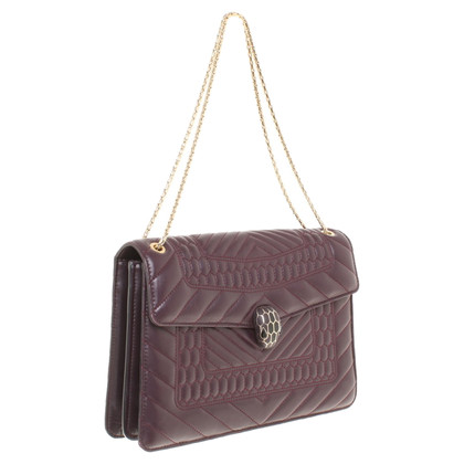 Bulgari Bag in Purple
