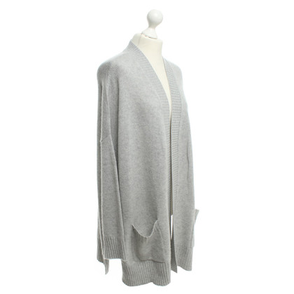 360 Sweater Cardigan in grey
