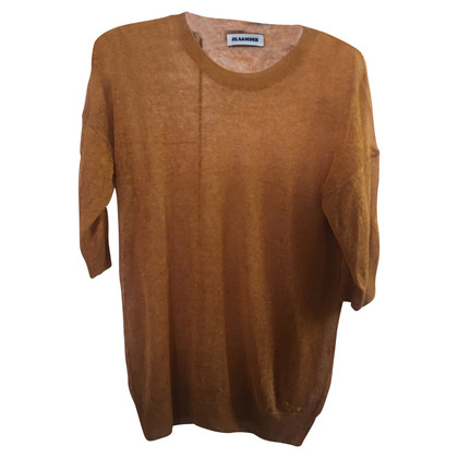 Jil Sander Sweater in bruin