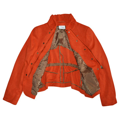 Akris Jacke in Orange