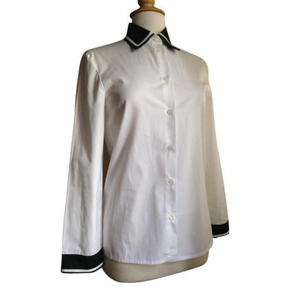Prada top in white