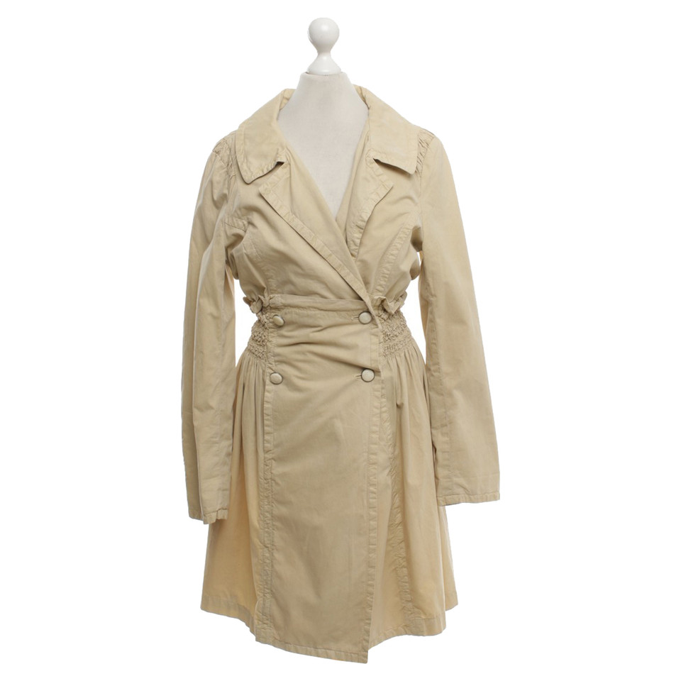 Ermanno Scervino Trench in beige