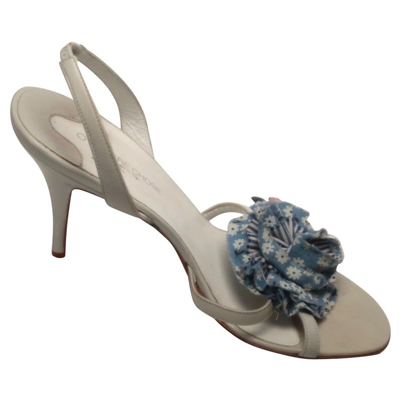 Pastel L'autre Chose À Acheter Sandale Bleu Talons rCBedxo