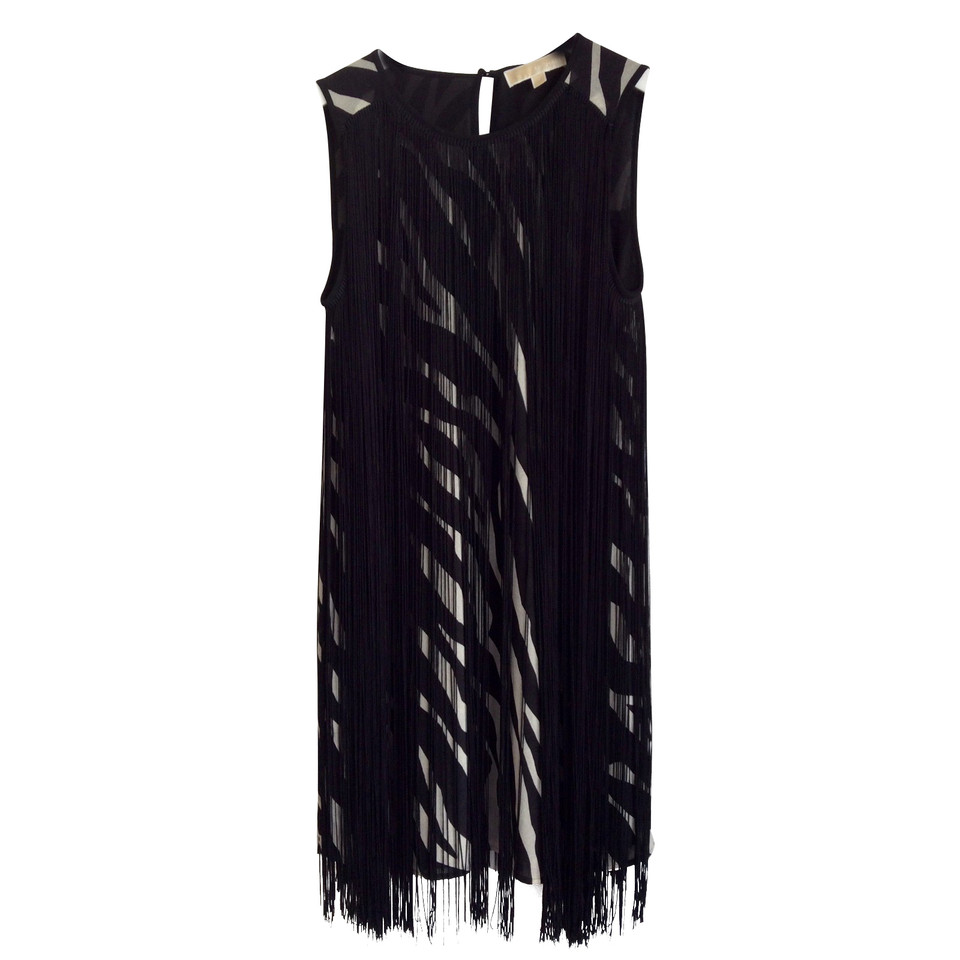 Michael Kors Dress with fringes - Buy Second hand Michael Kors Dress ...