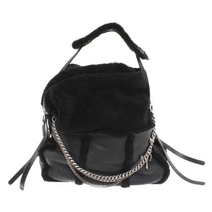 Jimmy Choo Lambskin handbag