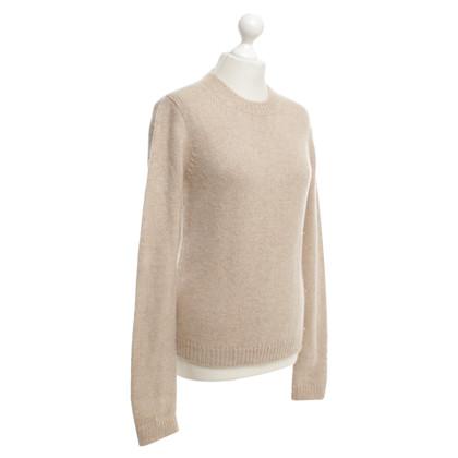 Prada maglione maglia in beige