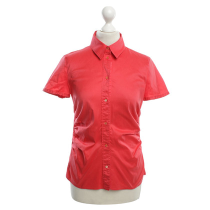 Hugo Boss Bluse in Rot