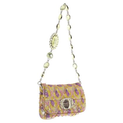 Miu Miu kleurrijke zak