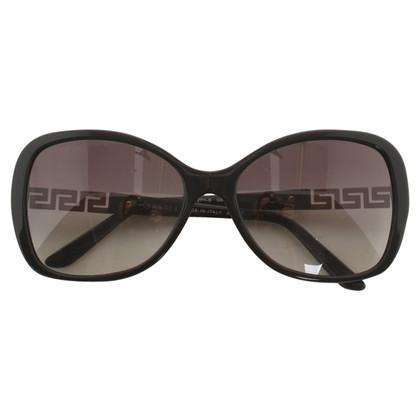Versace Sunglasses in black