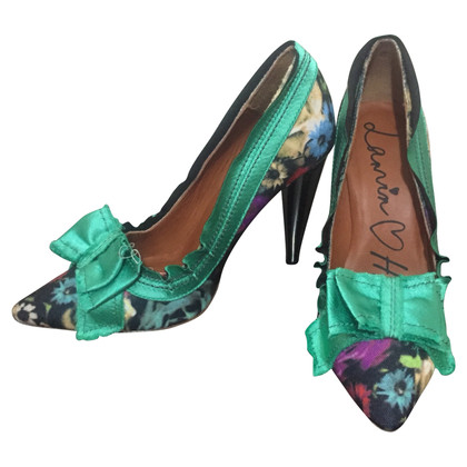 Lanvin for H&M pumps in multicolor