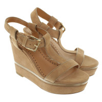 Ash Wedges in Beige
