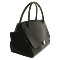 "Céline ""Trapeze Bag Large"" in black"