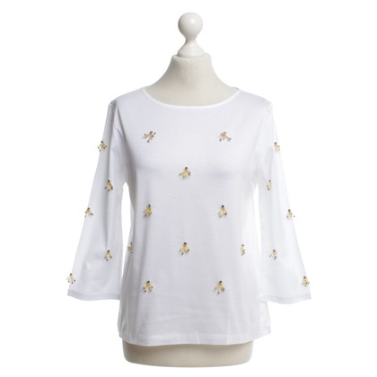 Dorothee Schumacher Shirt with gemstone trim