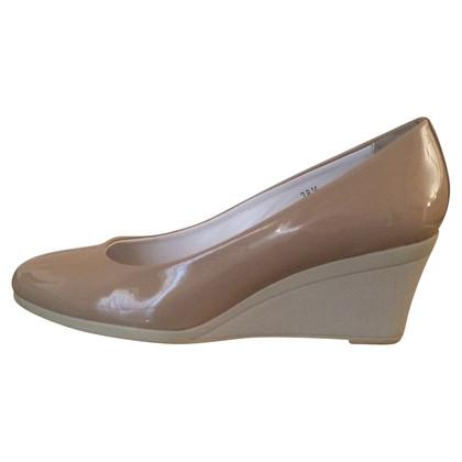Hogan Ballet shoes with wedge heel