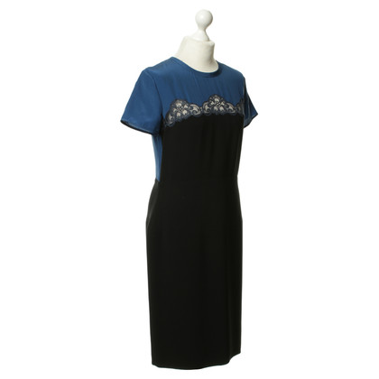 Stella McCartney Dress in blue/black