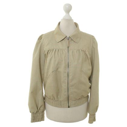 Isabel Marant Jacket with Plaid