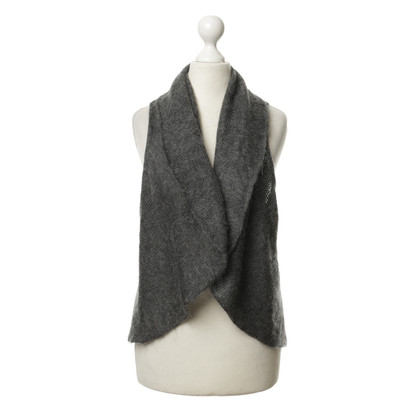 Maison Martin Margiela Sweater vest in grey