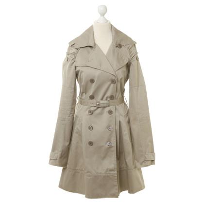 Patrizia Pepe Trench coat in beige