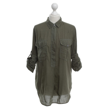 Closed Shirt in Khaki
