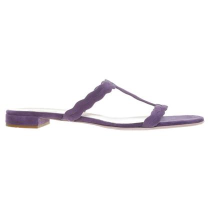 Prada Sandals purple