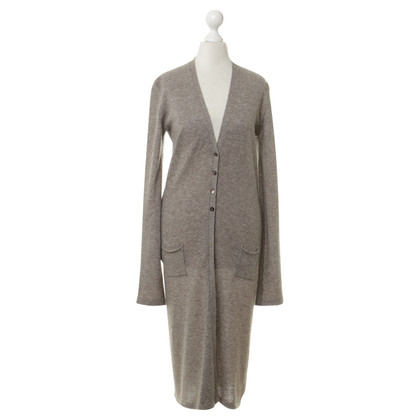 UMA cachemire Knitted coat in cashmere