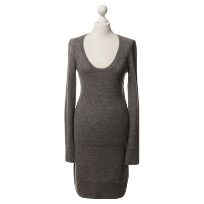 Balenciaga Knit dress in grey
