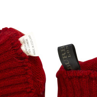 Burberry Red Gloves