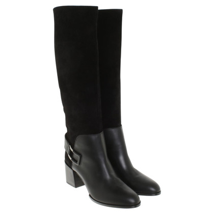 Sergio Rossi Leather boots