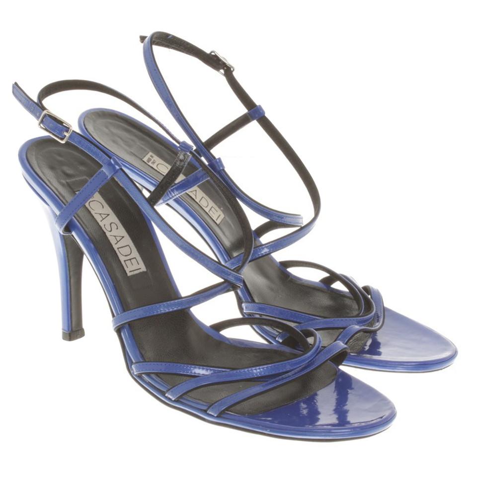 Casadei Sandalen in blauw
