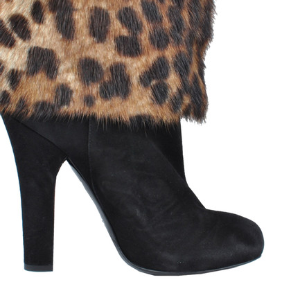 Dolce & Gabbana bont laarzen