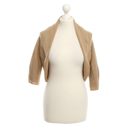 Escada Cardigan in Beige