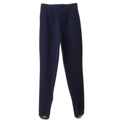 Bogner Pantaloni di Steg in blu