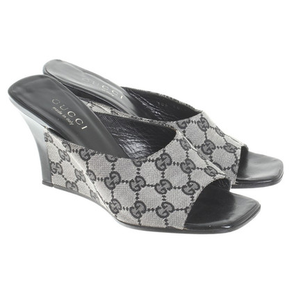 Gucci Wedges in Gray