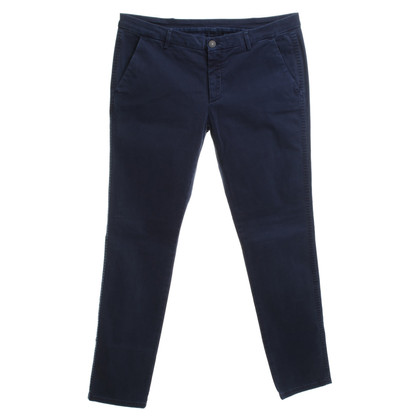 7 For All Mankind Pantaloni in Blue