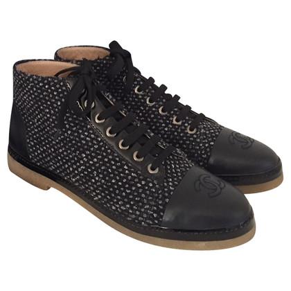 Chanel Pizzo Stivali taglia 39