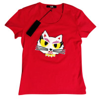 "Karl Lagerfeld T-Shirt ""Monster Choupette"""