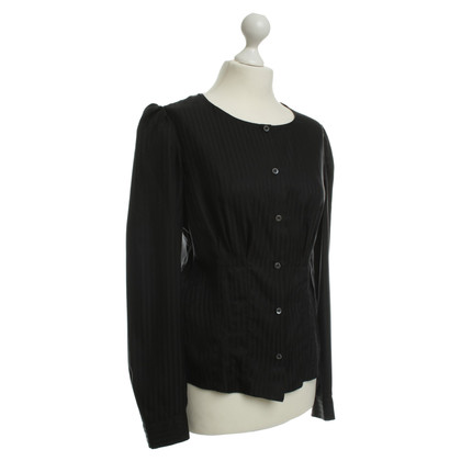 Prada Zwarte blouse