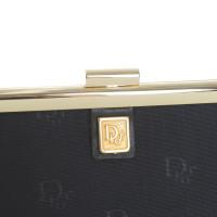 Christian Dior clutch in blu