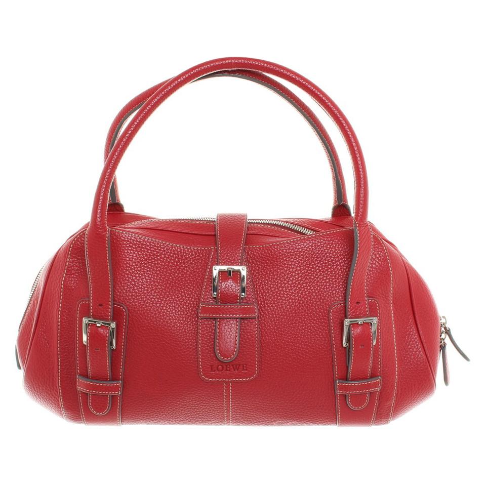 Loewe Handbag in red