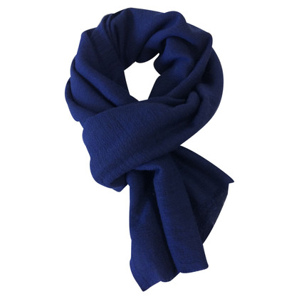 Burberry Scarf in Blue