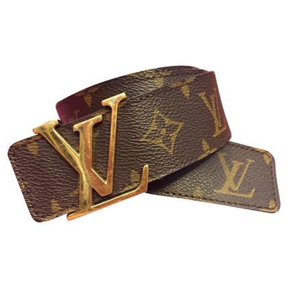 "Louis Vuitton ""Initial Monogram Canvas"""
