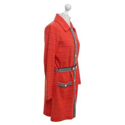 Missoni Coat in Orange