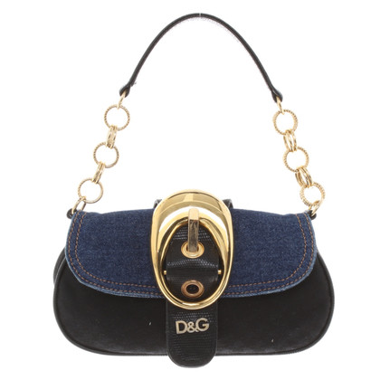Dolce & Gabbana Handtas met applicatie